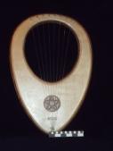 Ege shaped lyra