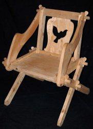 Glastonbury chair