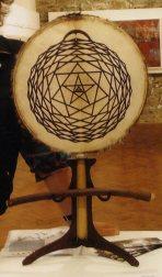 Lolipop-drum