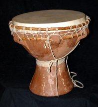 Replica-stone-age-drum