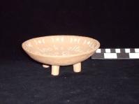 four-legged altar pot